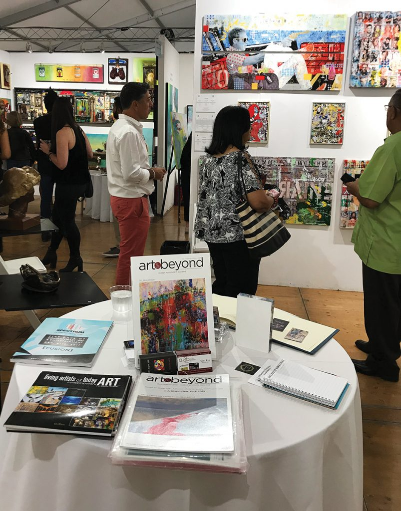Art & Beyond At Spectrum 2017