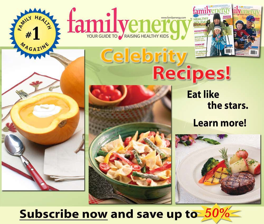 Family Energy Magazine. Advertising.