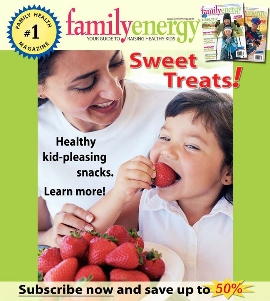 Family Energy Magazine. Advertising