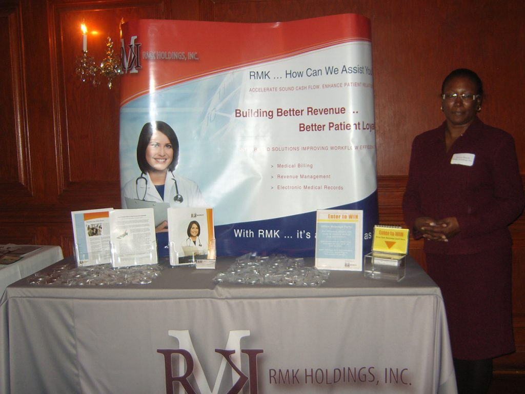 RMK Holdings, Inc at the Trade Show